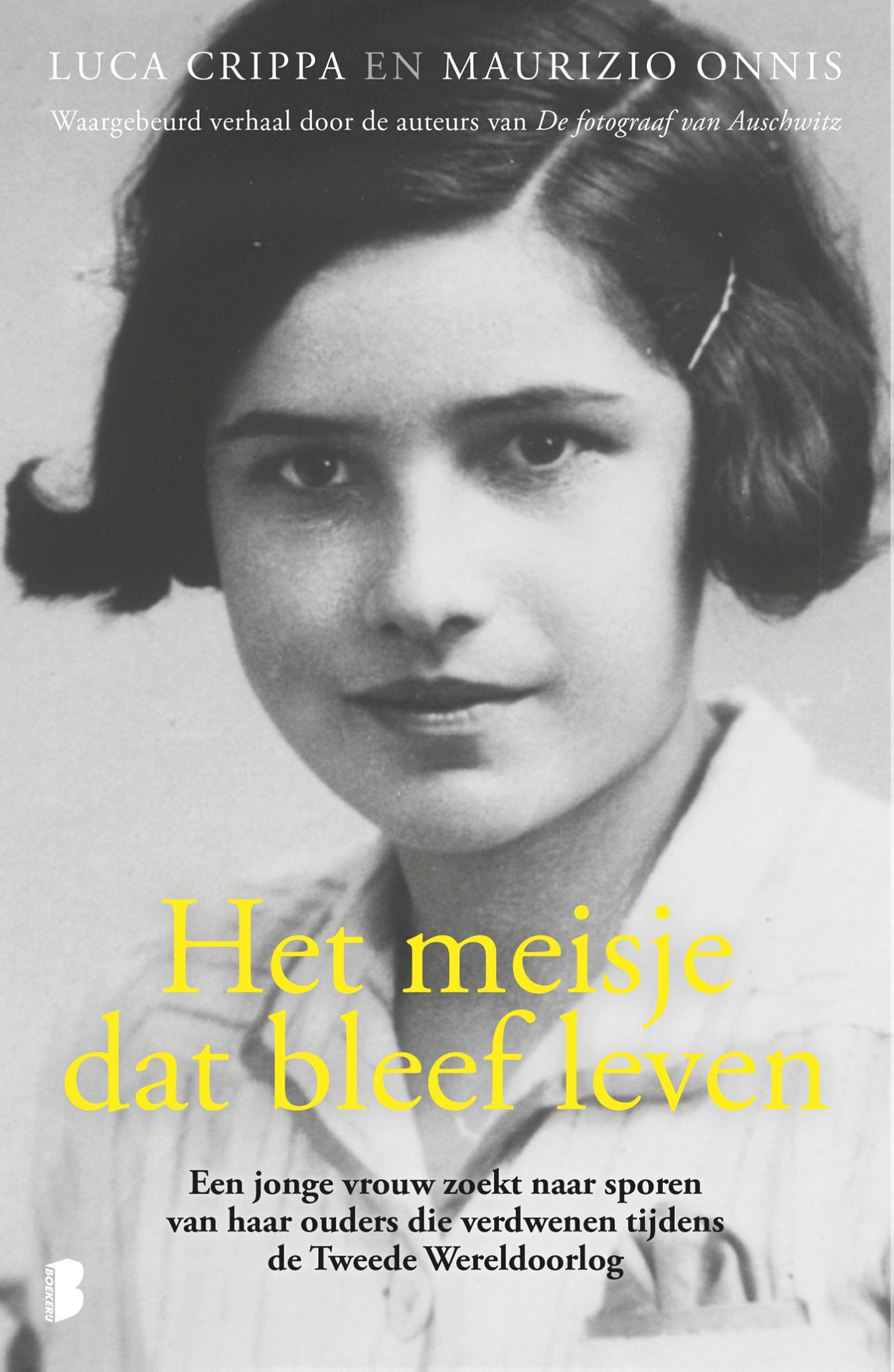 Cover Het meisje dat bleef leven