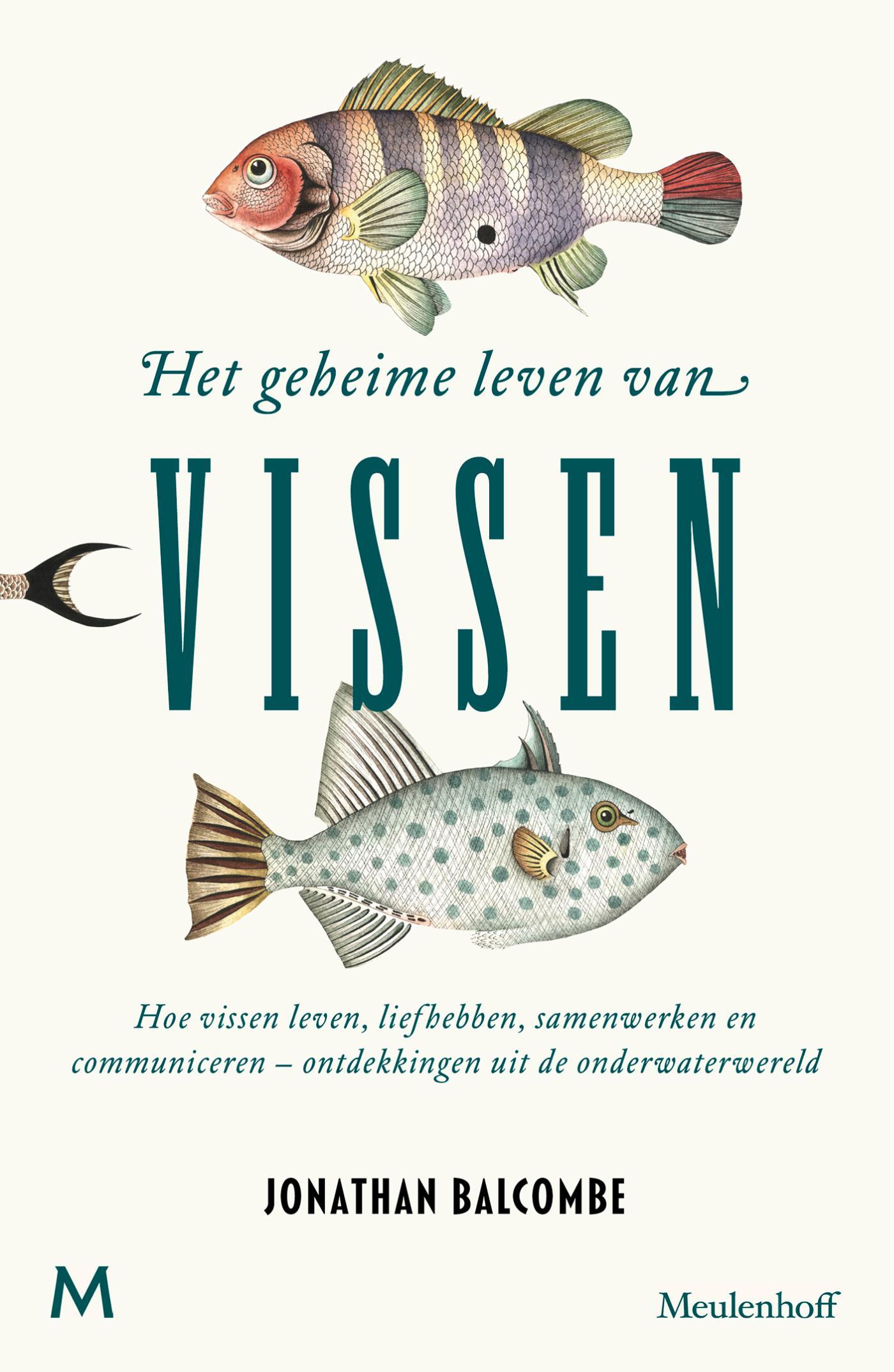 Cover Het geheime leven van vissen