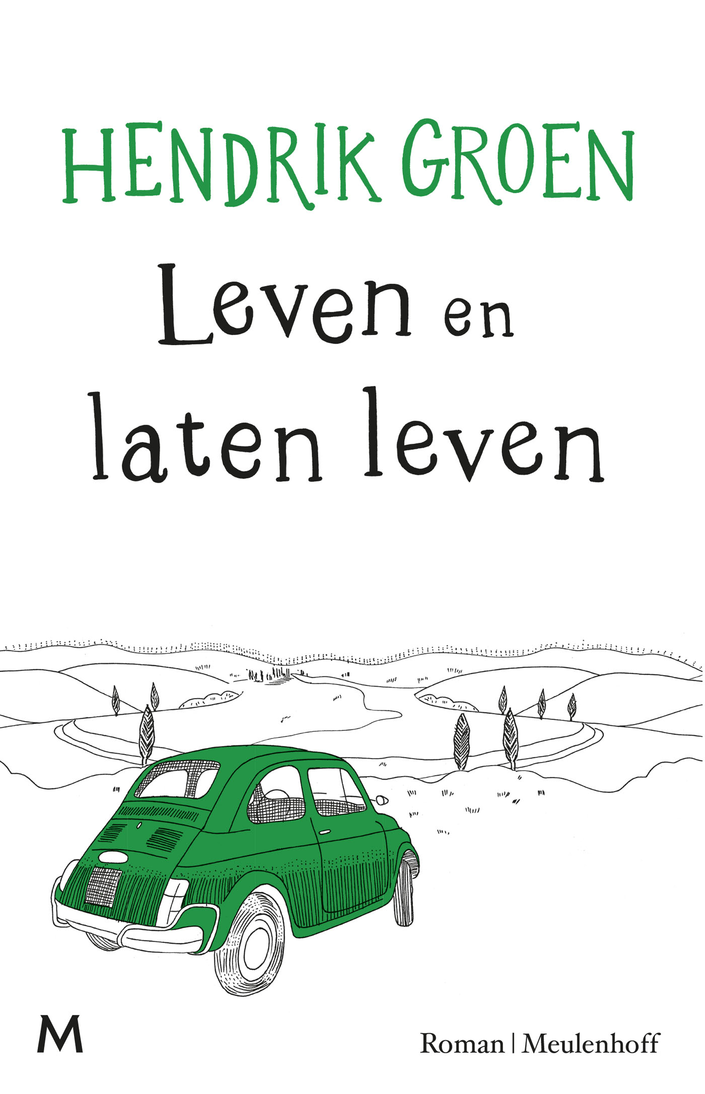 Cover Leven en laten leven