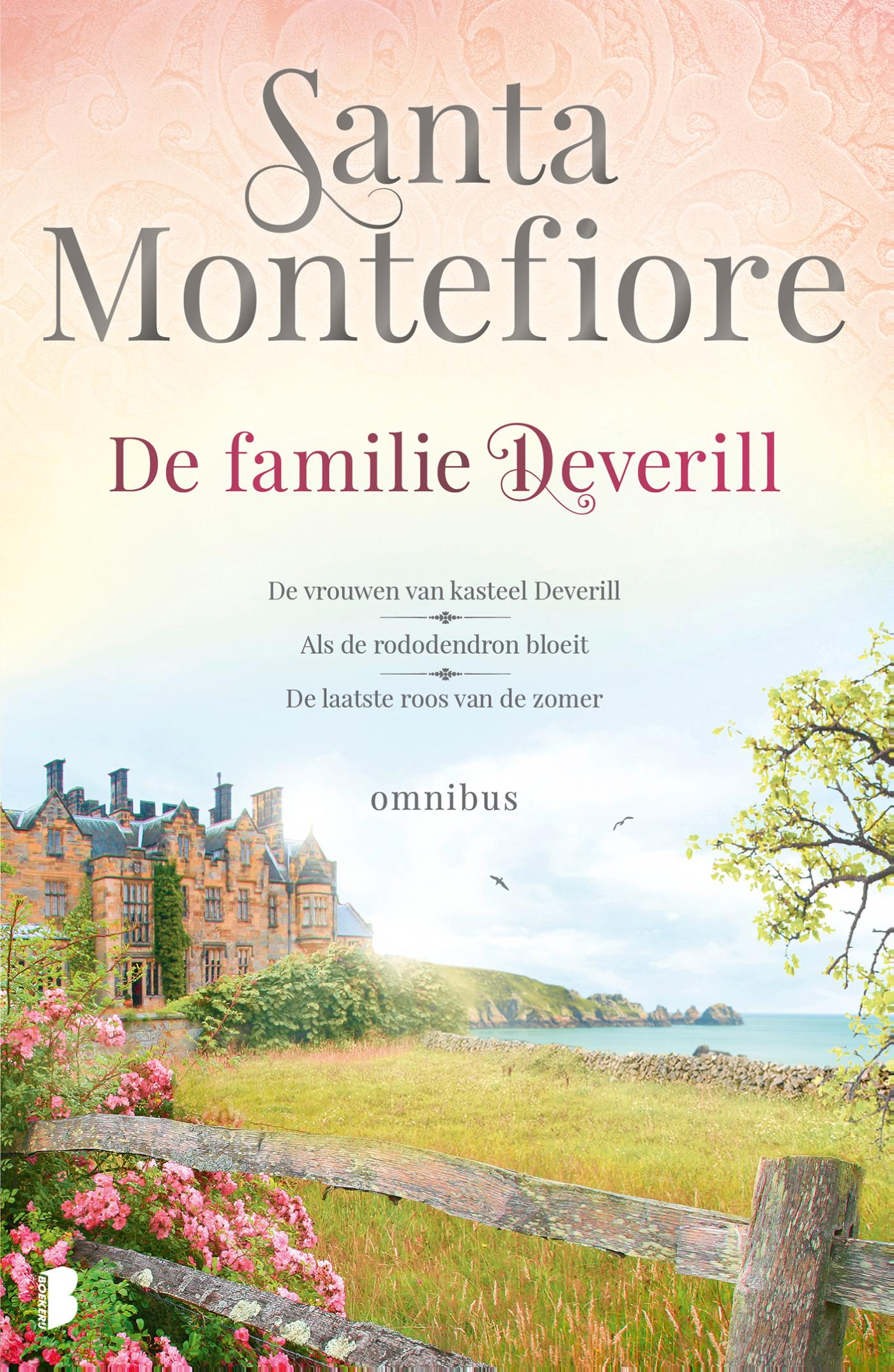 Cover De familie Deverill