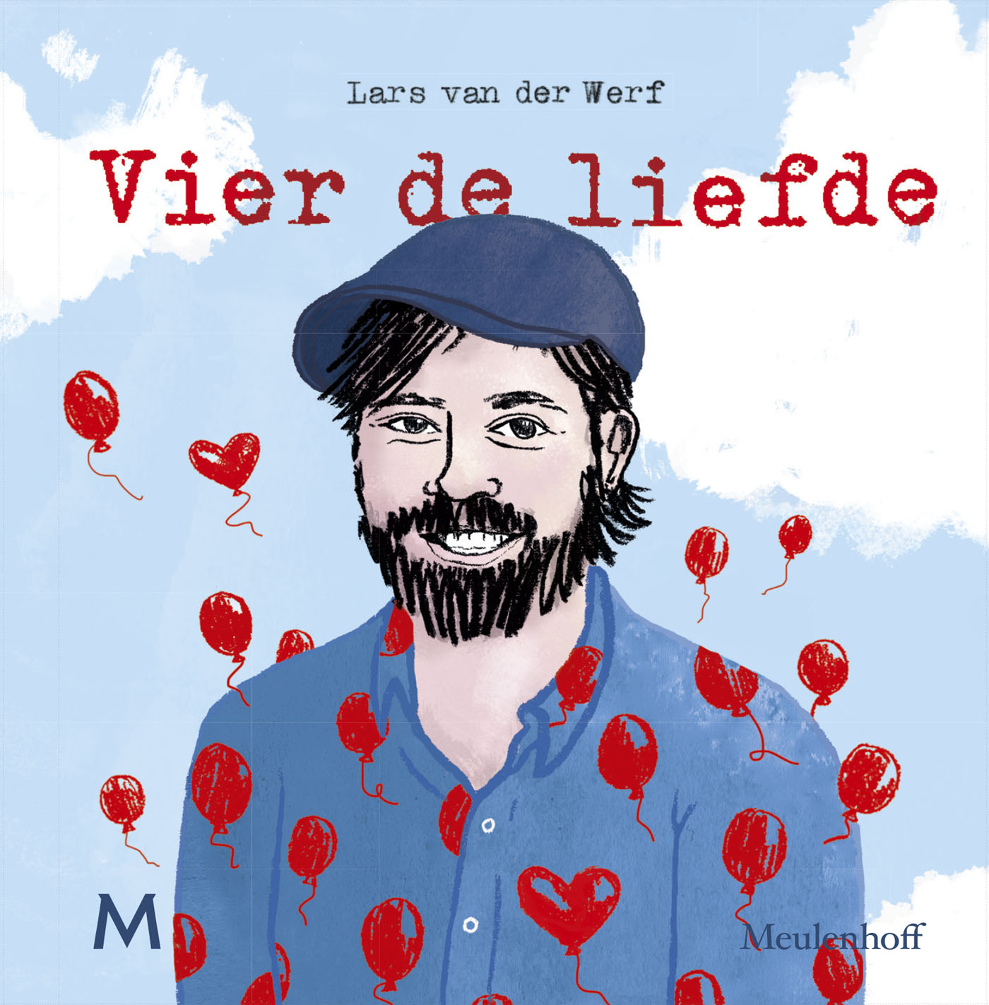 Cover Vier de liefde
