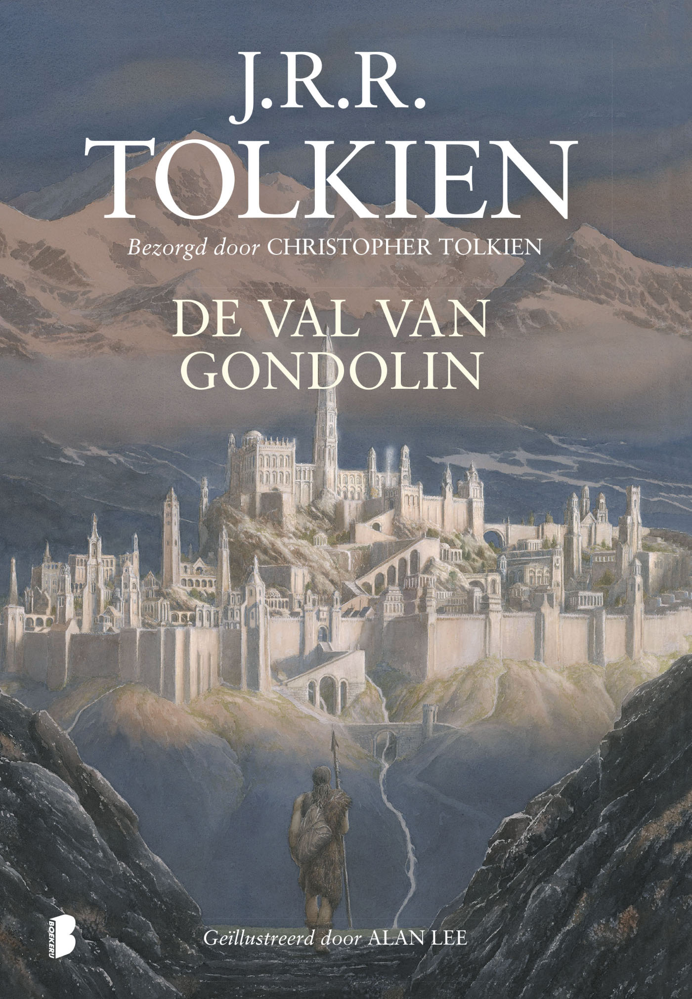 Cover De val van Gondolin