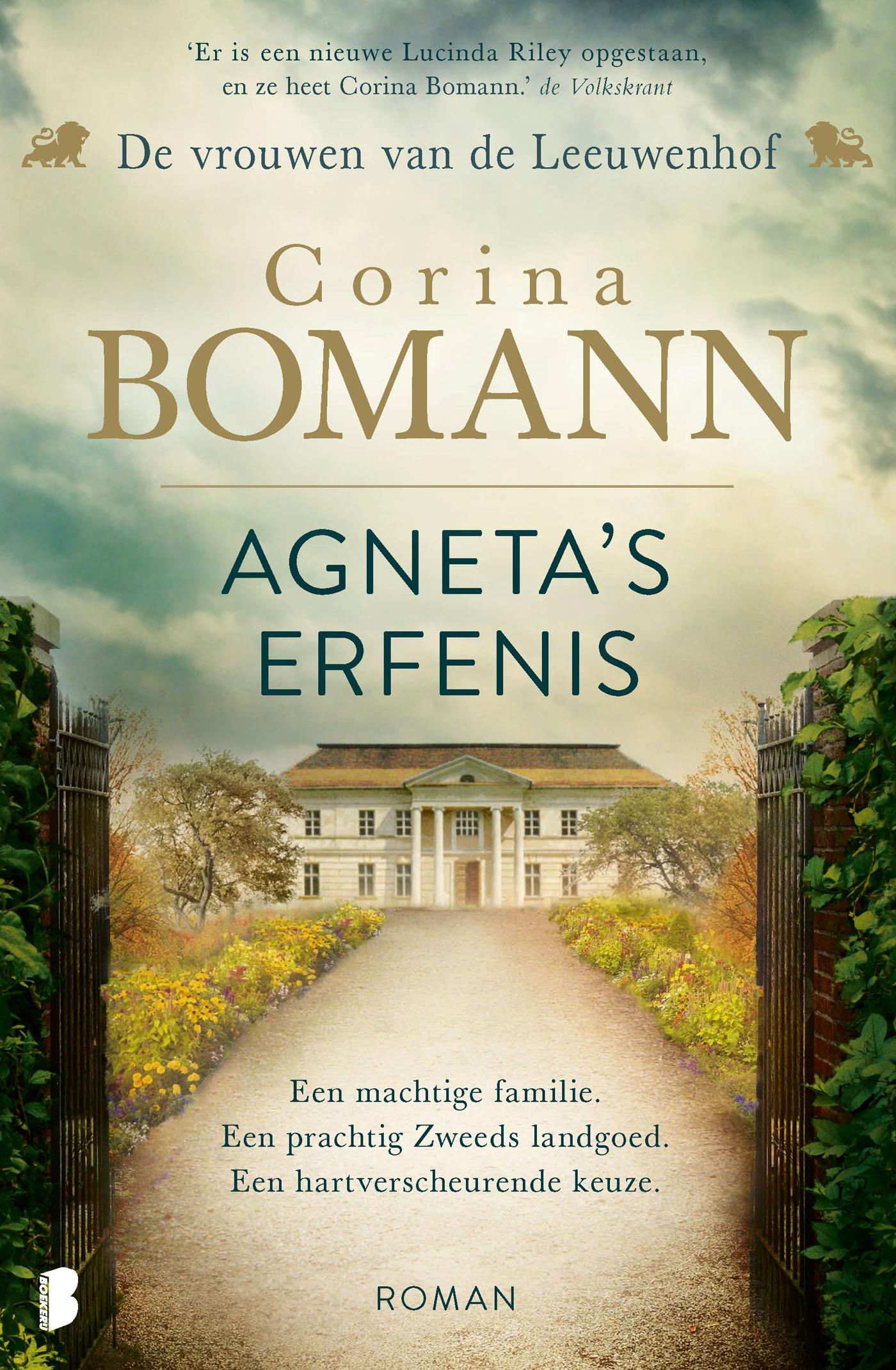 Cover Agneta's erfenis
