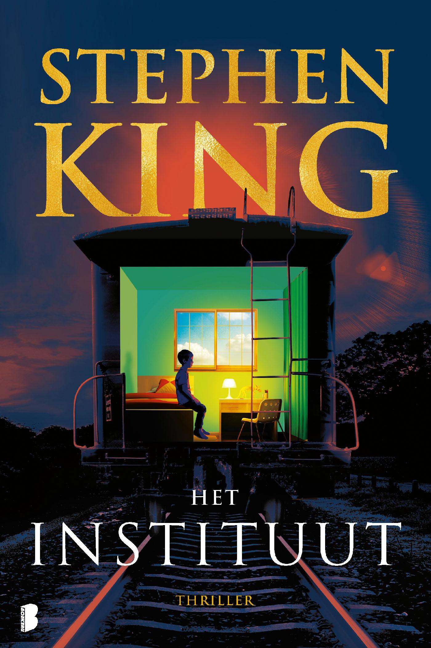 Cover Het Instituut