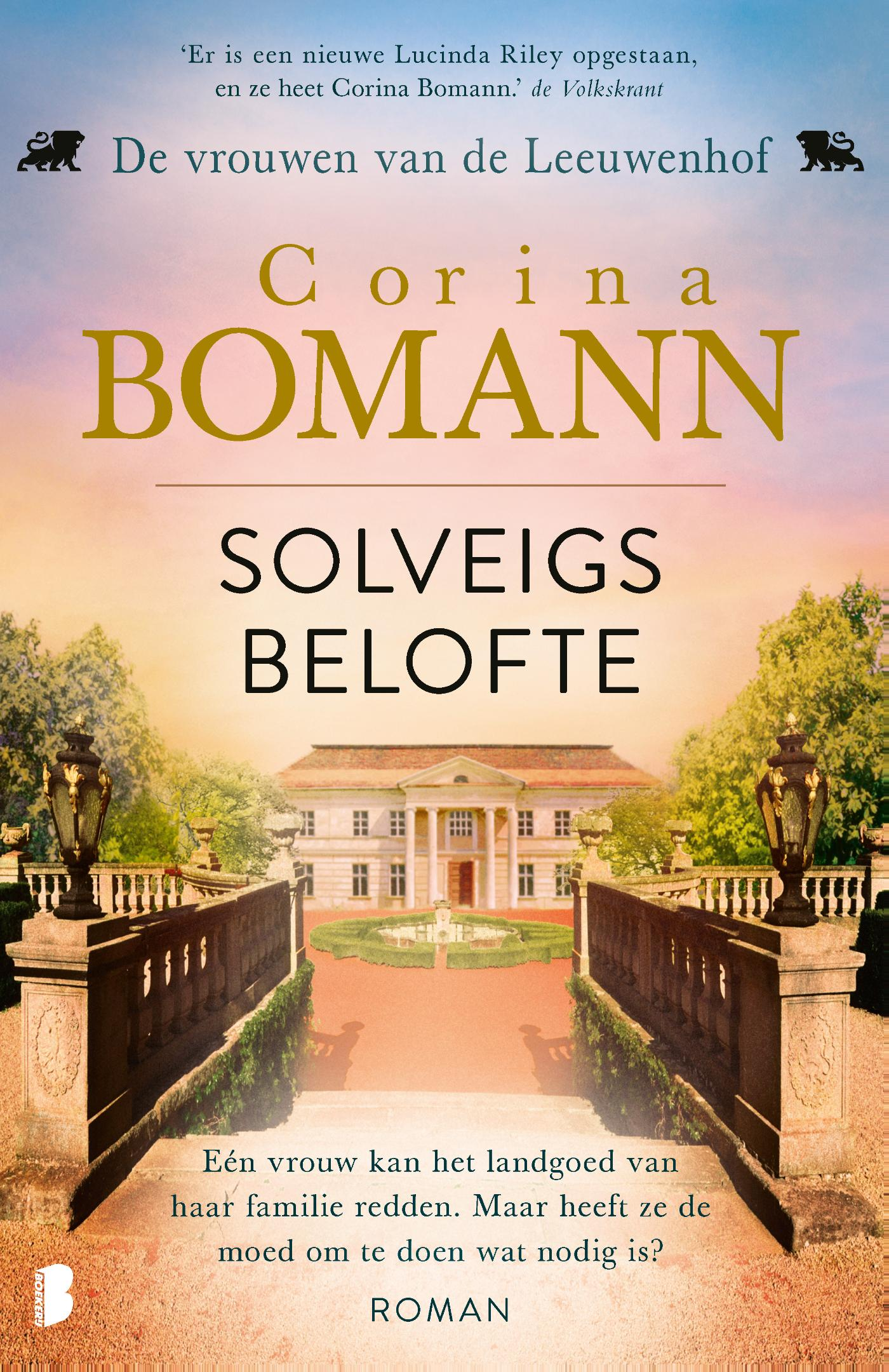 Cover Solveigs belofte
