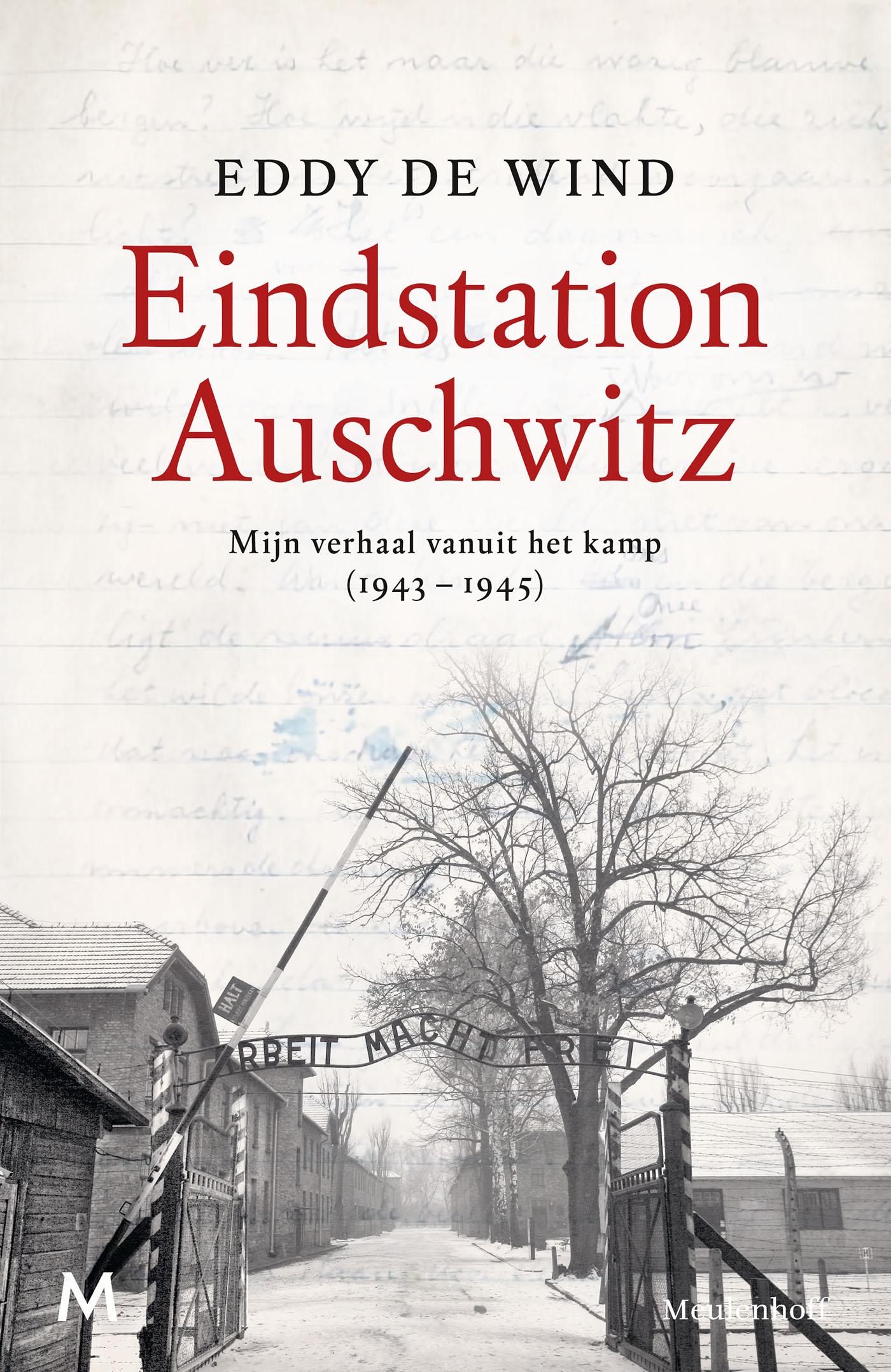 Cover Eindstation Auschwitz