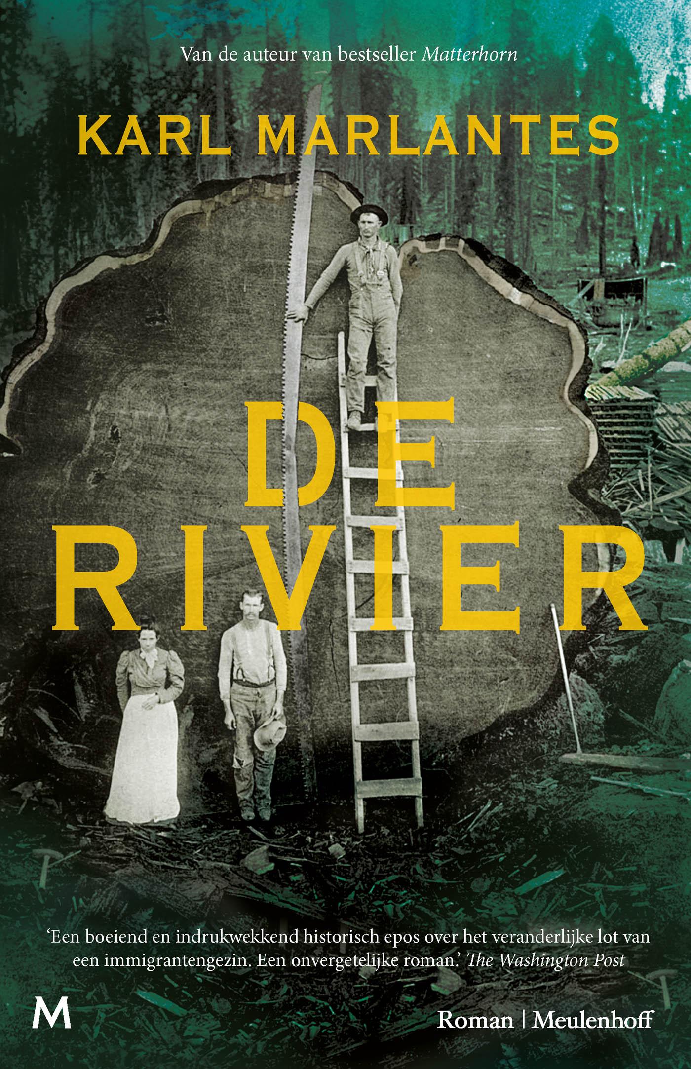 Cover De rivier