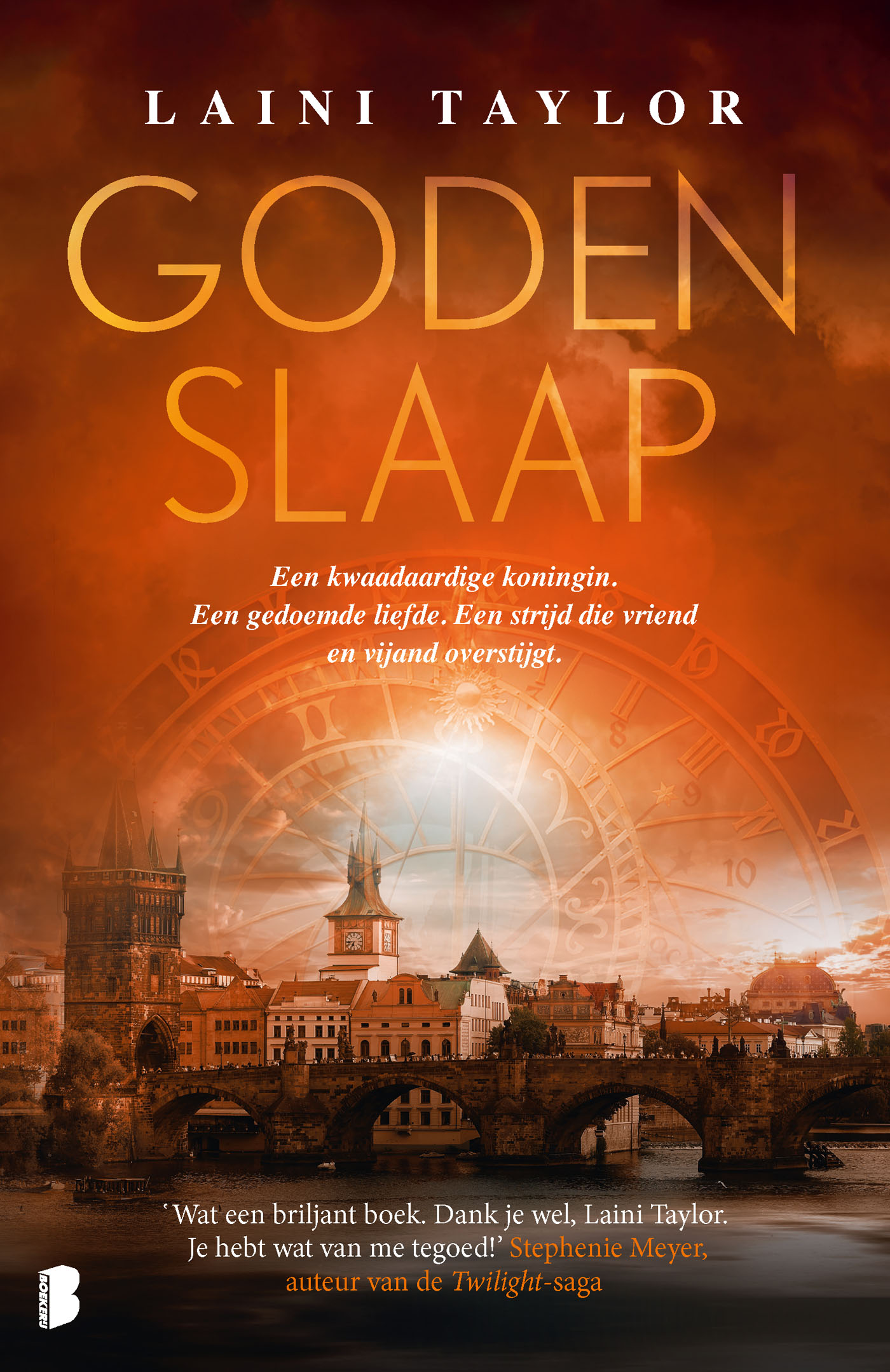 Cover Godenslaap