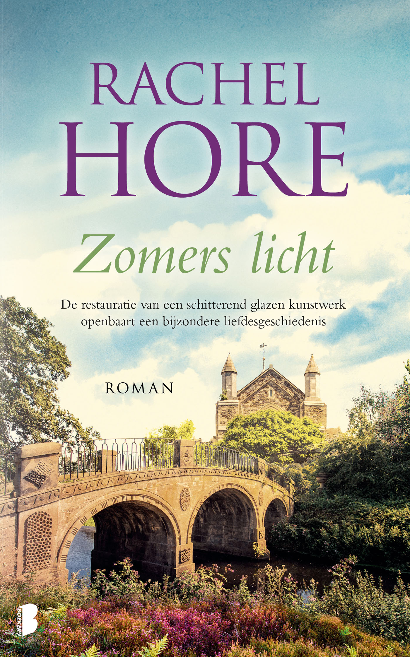 Cover Zomers licht