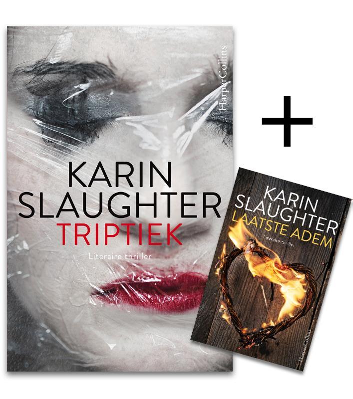 Cover Triptiek & Laatste adem (pakket)