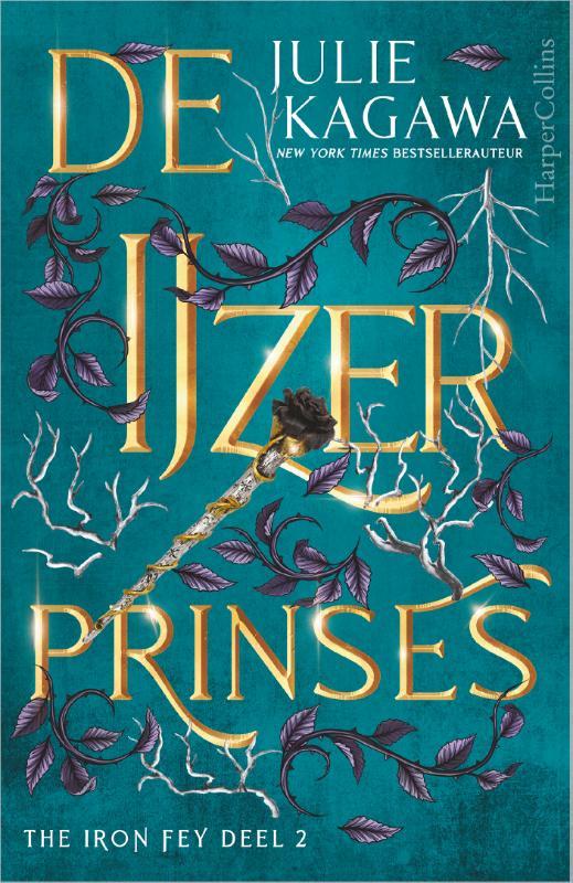 Cover De IJzerprinses