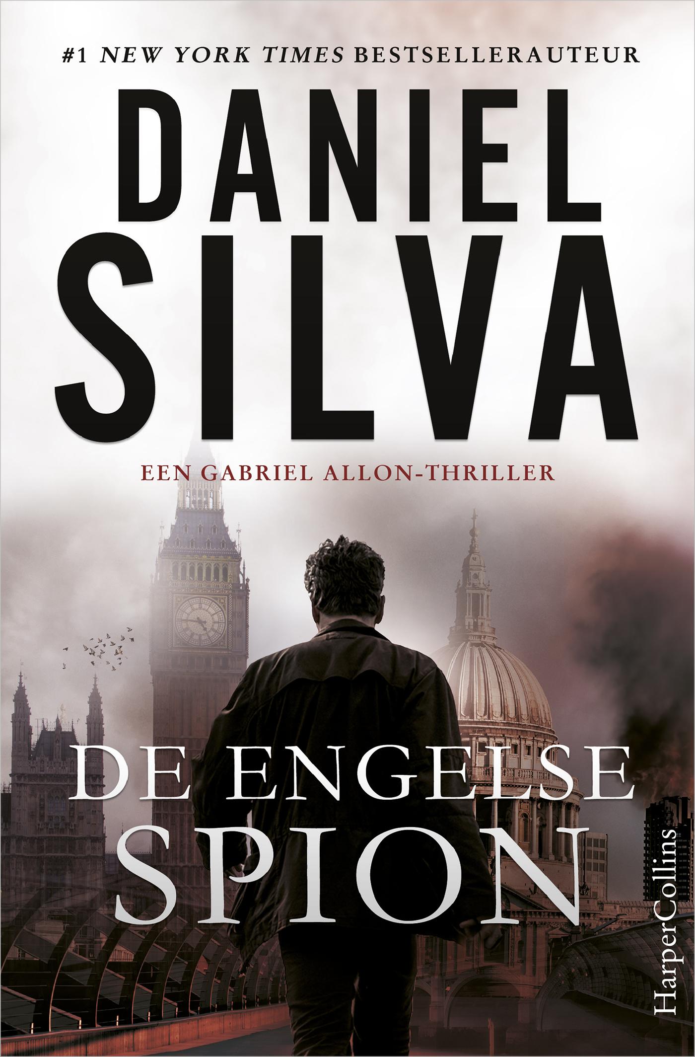 Cover De Engelse spion