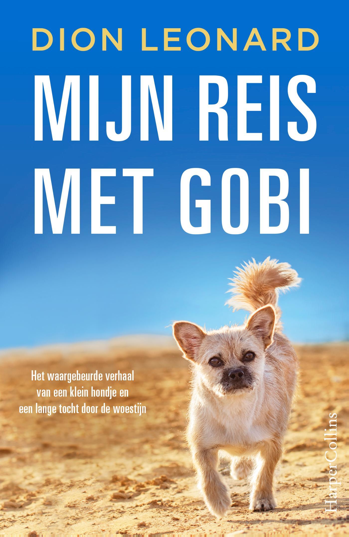 Cover Mijn reis met Gobi