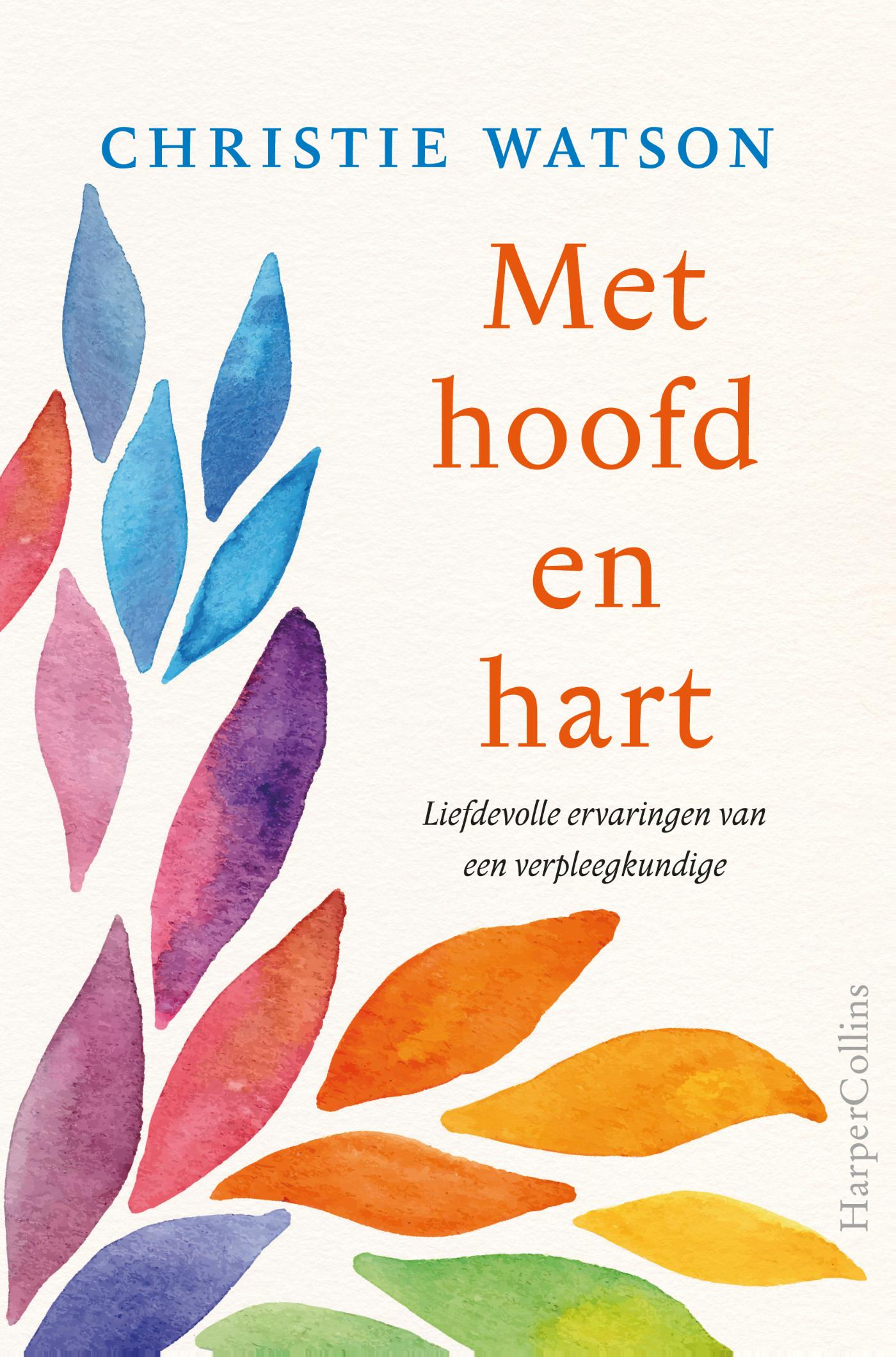 Cover Met hoofd en hart