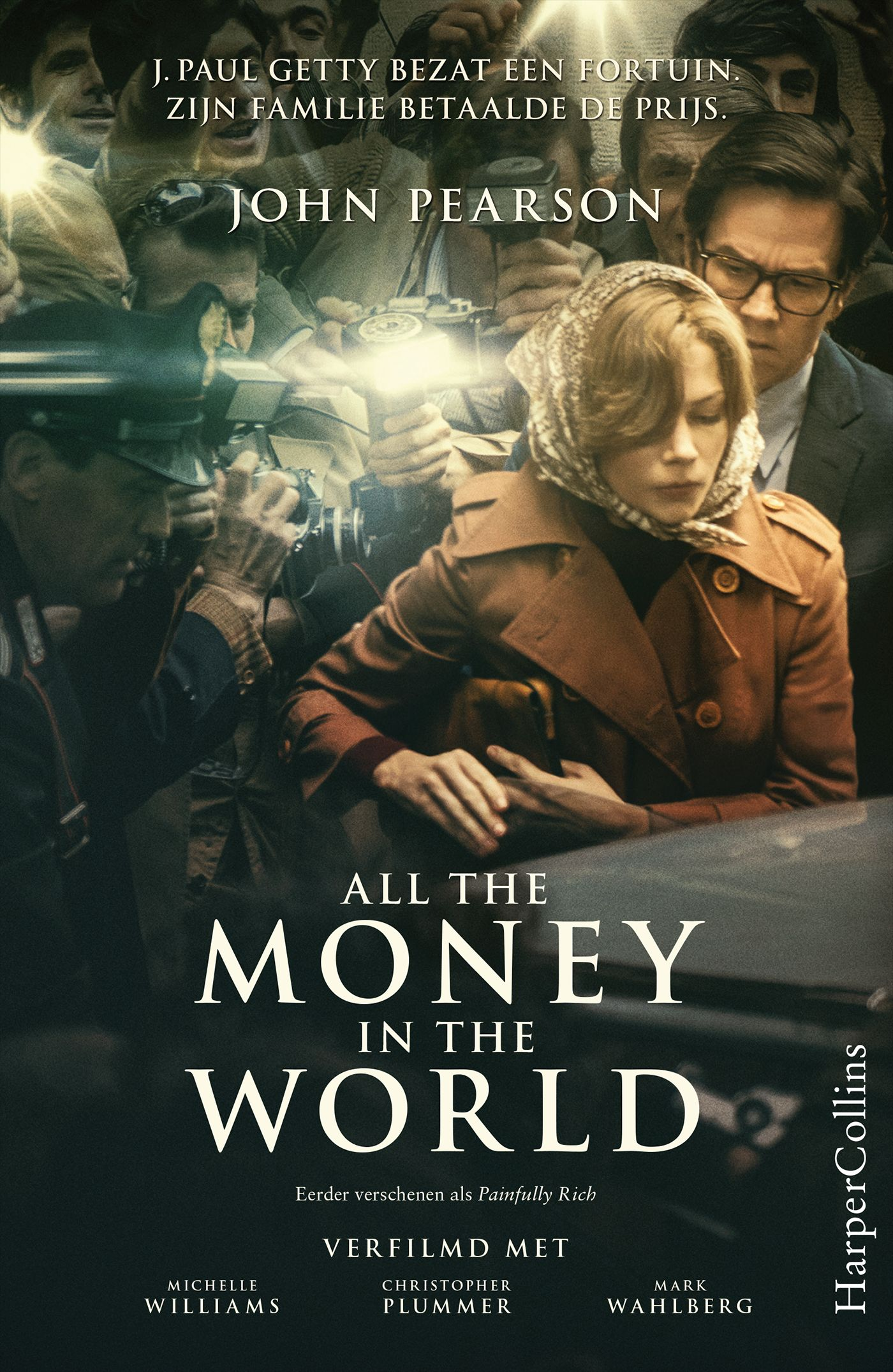 Cover All the Money in the World
