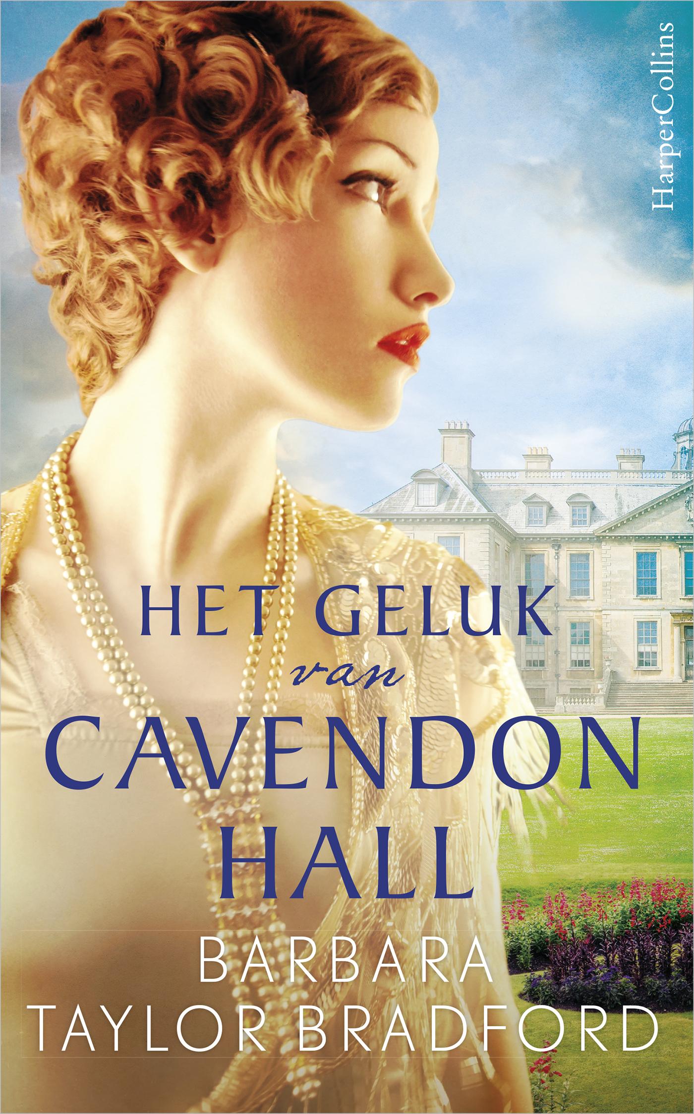 Cover Het geluk van Cavendon Hall