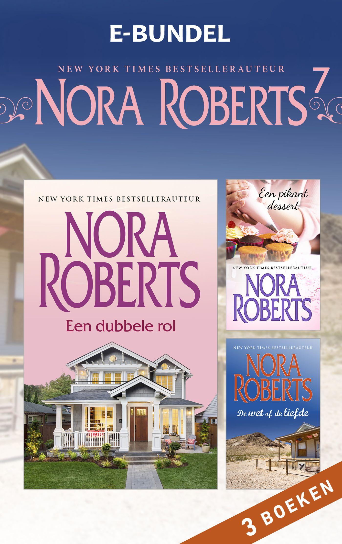 Cover Nora Roberts e-bundel 7