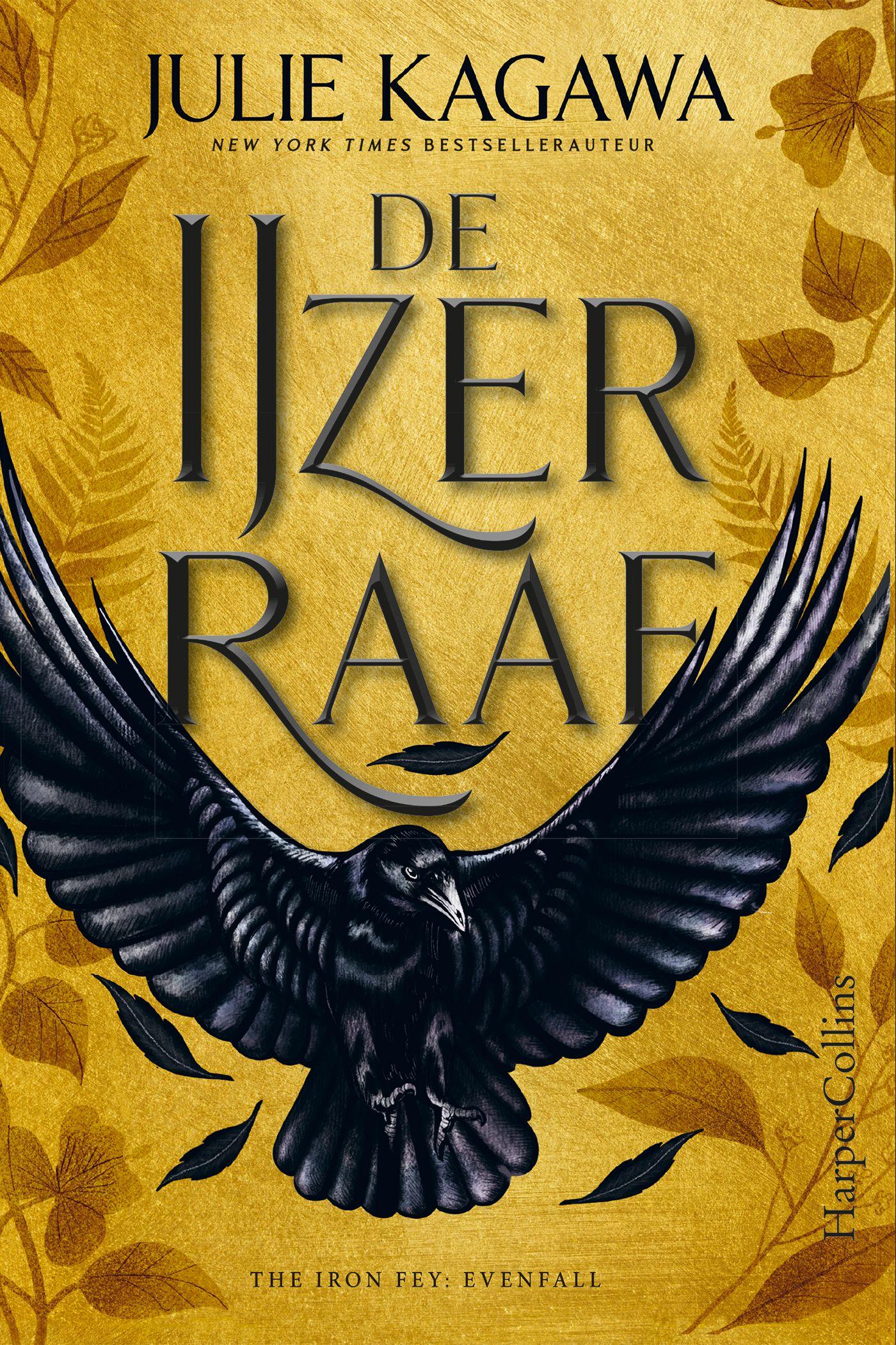 Cover De IJzerraaf