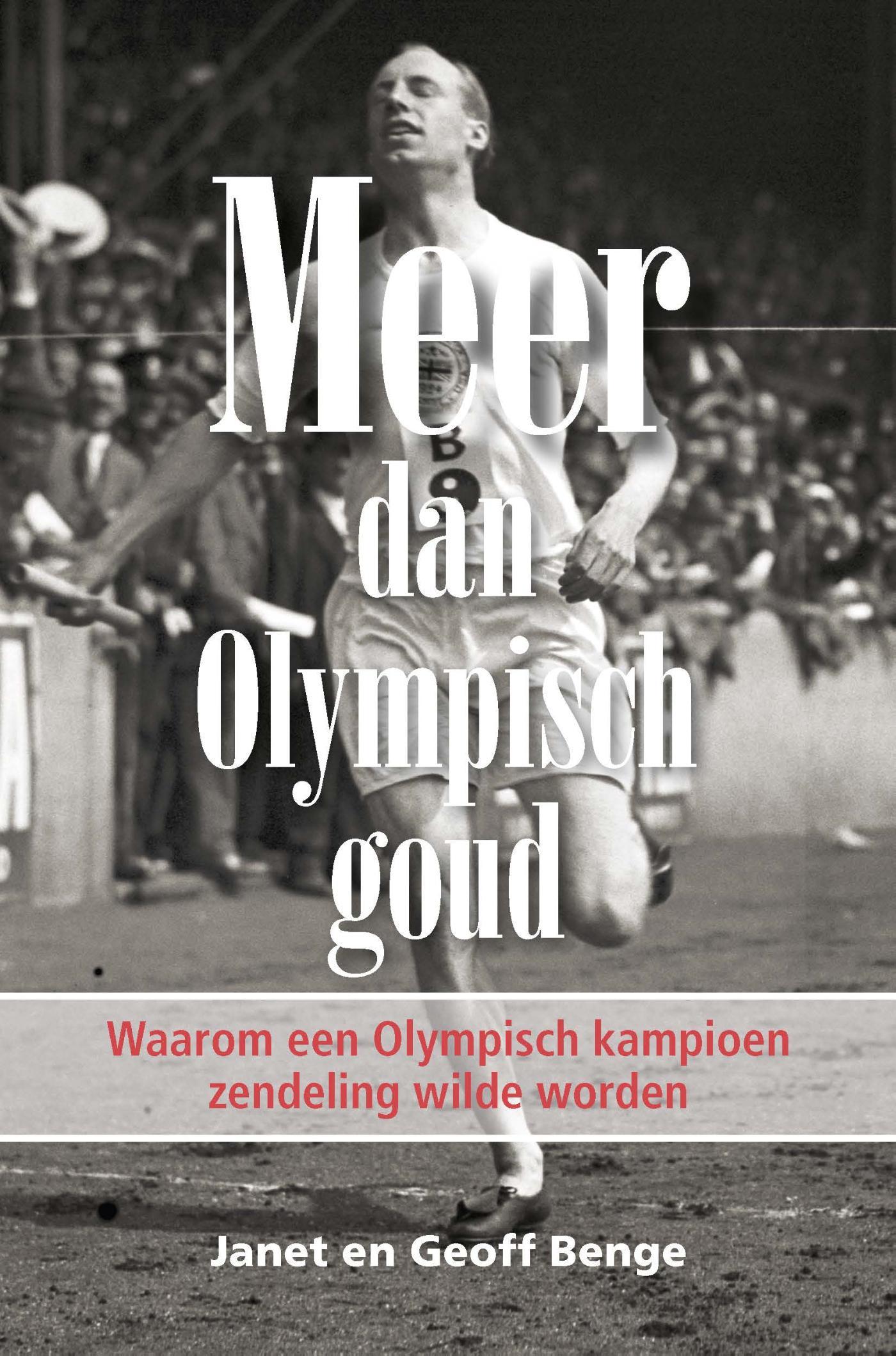 Cover Meer dan Olympisch goud