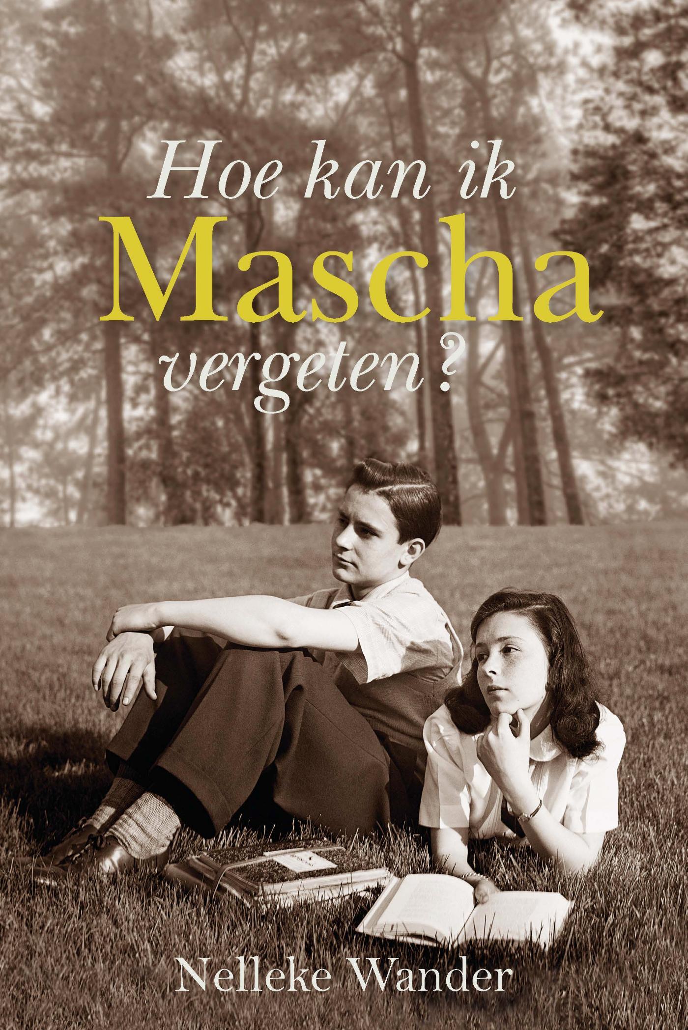 Cover Hoe kan ik Mascha vergeten?