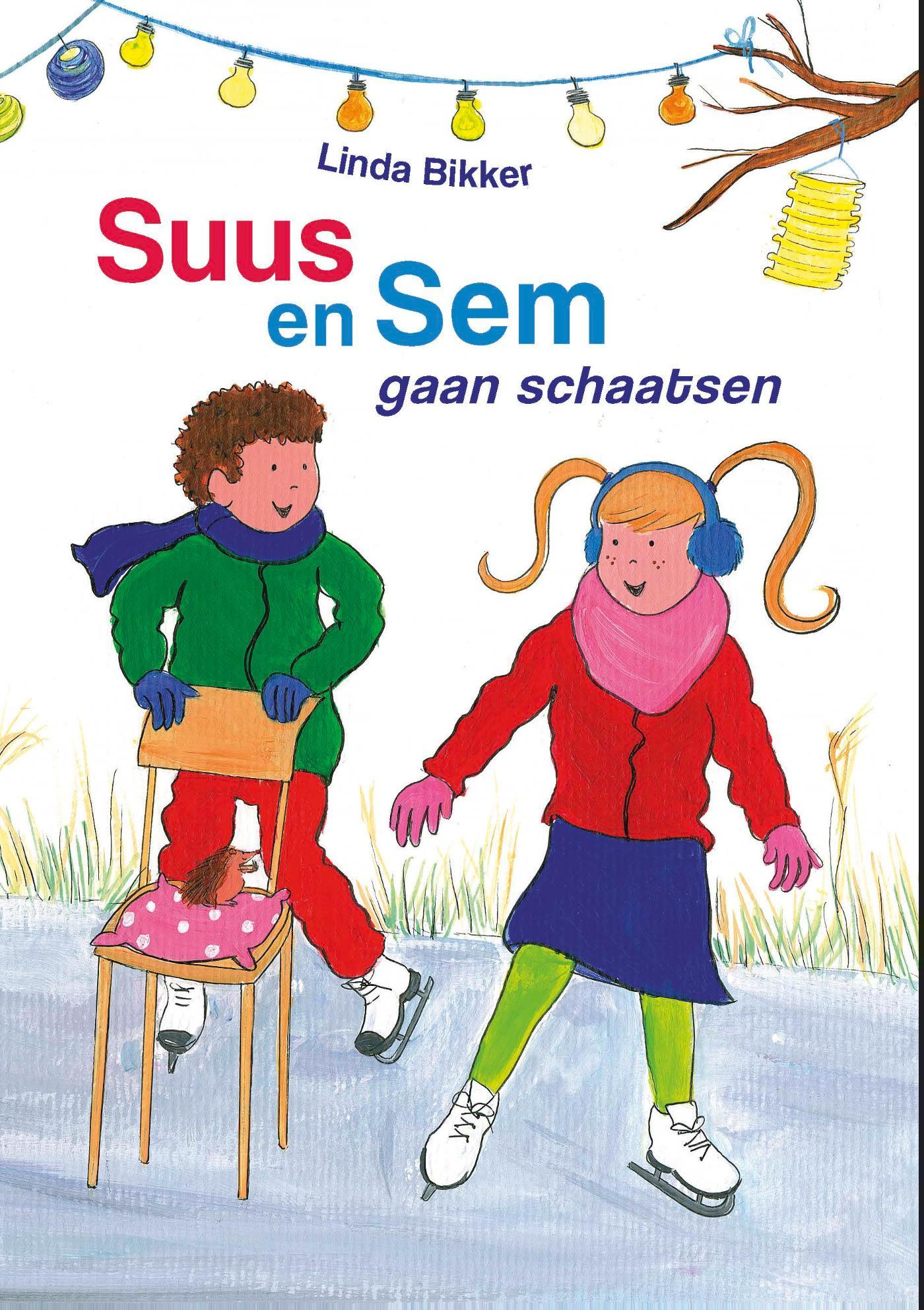 Cover Suus en Sem gaan schaatsen