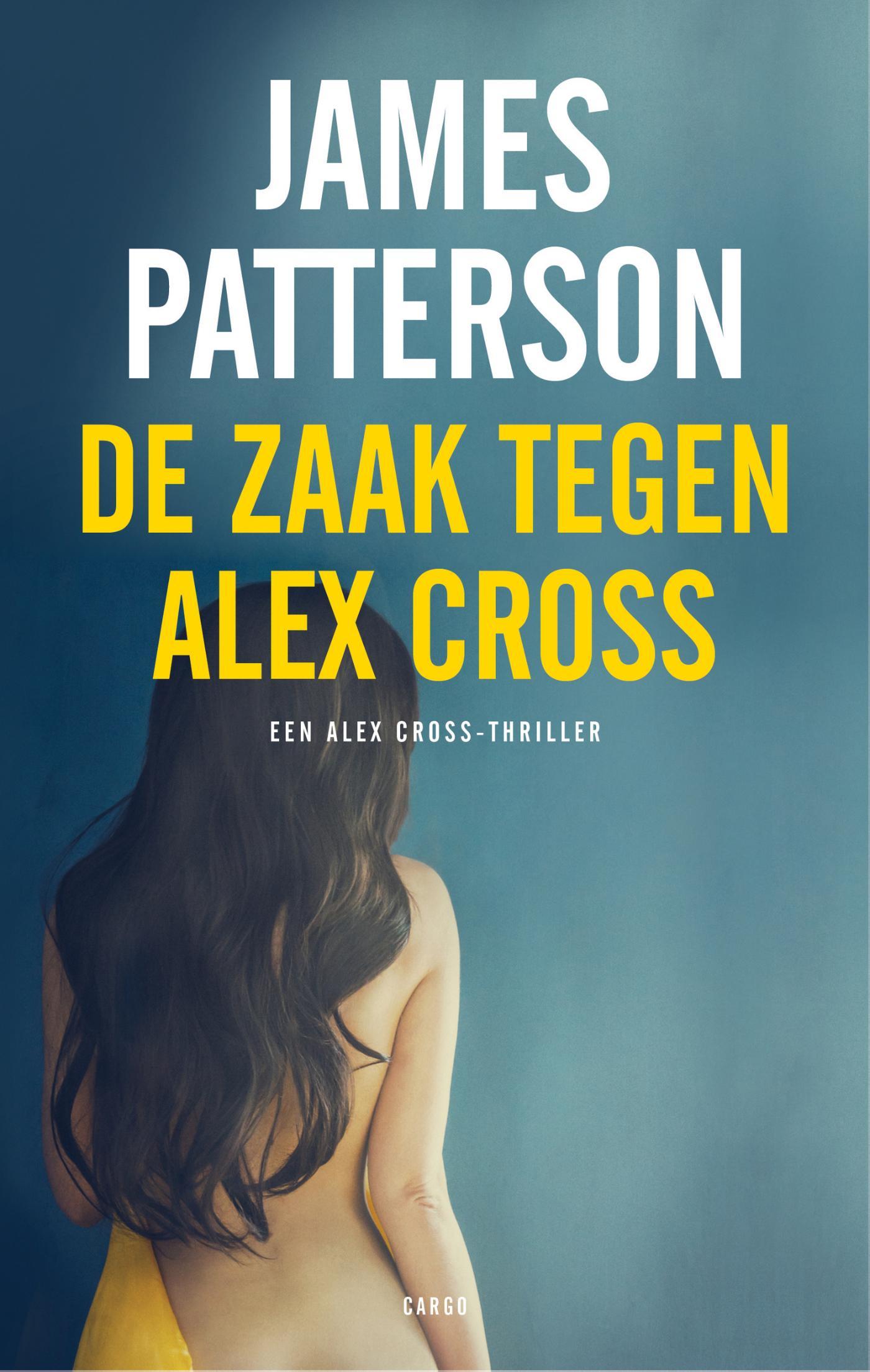 Cover De zaak tegen Alex Cross