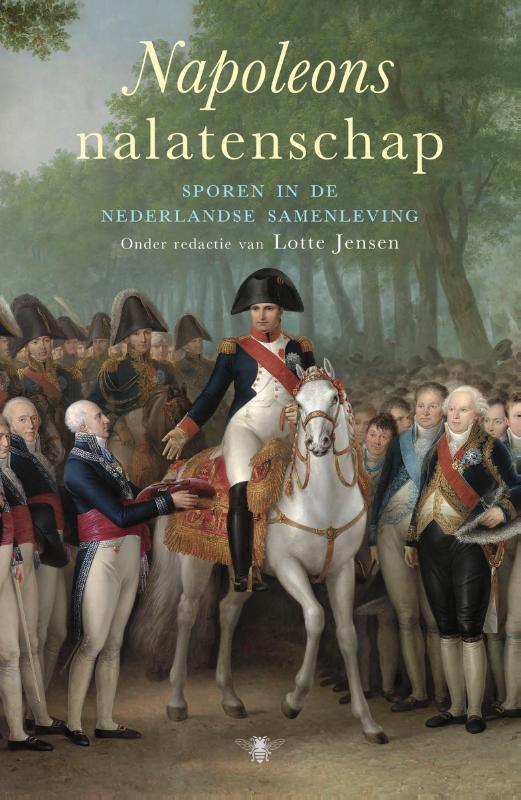 Cover Napoleons nalatenschap
