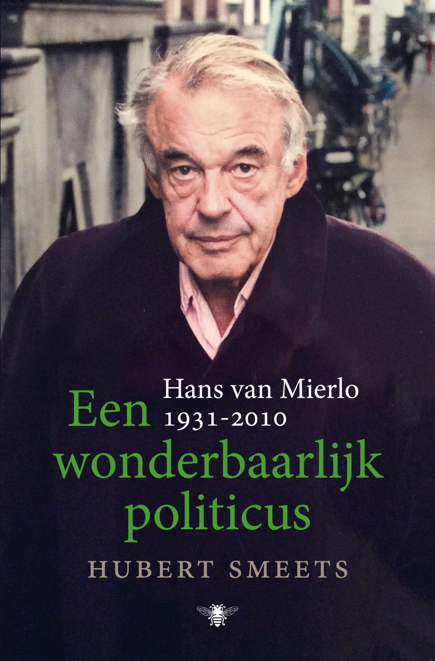 Cover Een wonderbaarlijk politicus