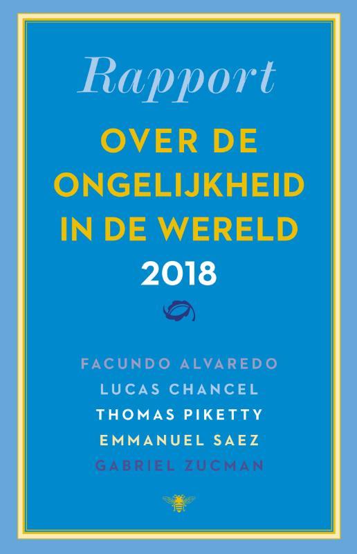 Cover Rapport over de ongelijkheid in de wereld 2018