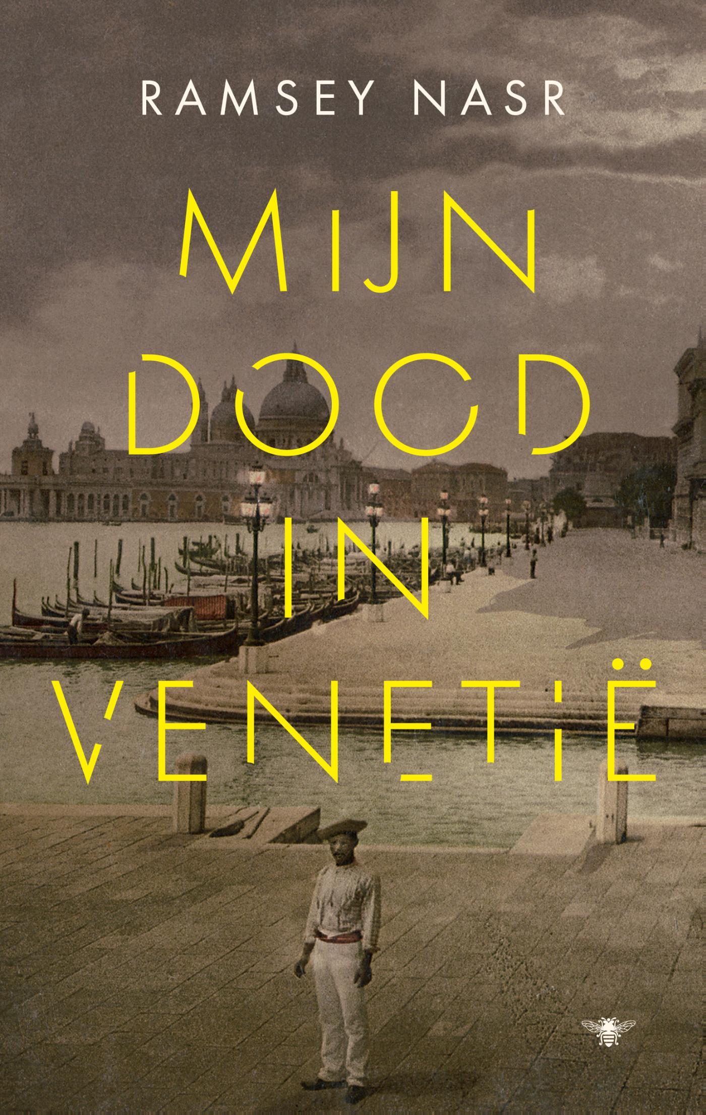 Cover Mijn dood in Venetië