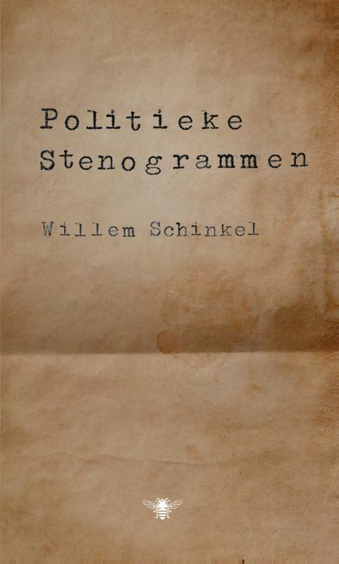 Cover Politieke stenogrammen