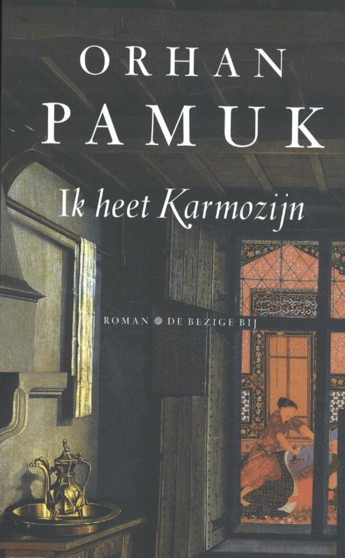 Cover Ik heet Karmozijn