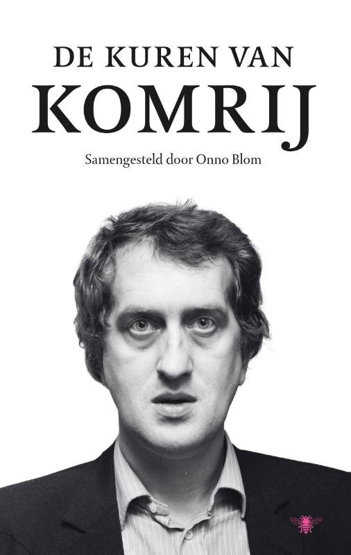 Cover De kuren van Komrij