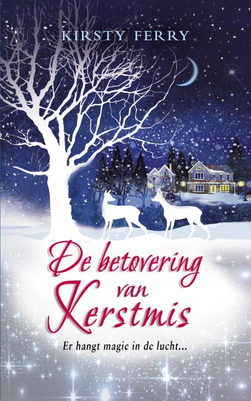 Cover De betovering van Kerstmis