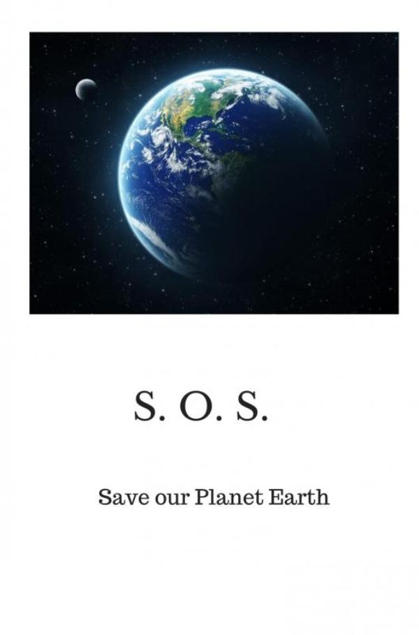 Cover Save our Planet Earth