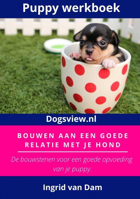 Cover Puppy werkbook