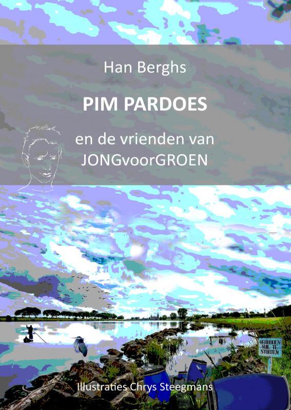Cover PIM PARDOES en de vrienden van JONGvoorGROEN