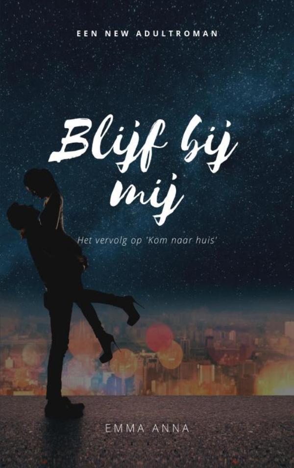 Cover Blijf bij mij