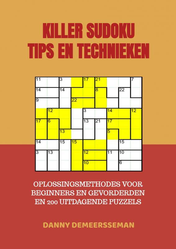 Cover Killer Sudoku Tips en Technieken