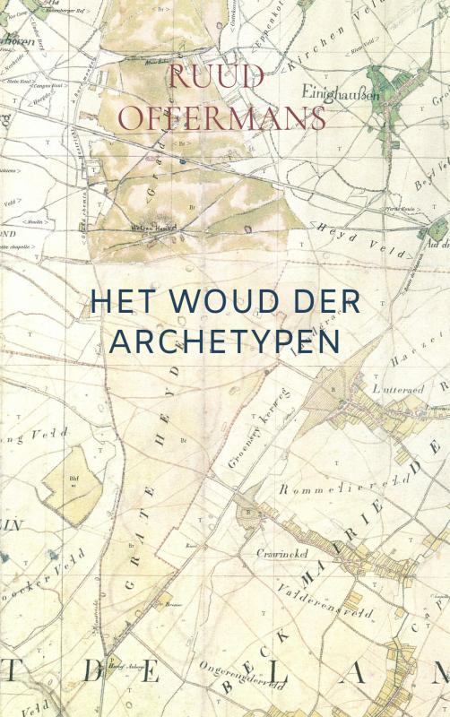 Cover Het Woud der Archetypen