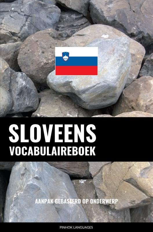 Cover Sloveens vocabulaireboek