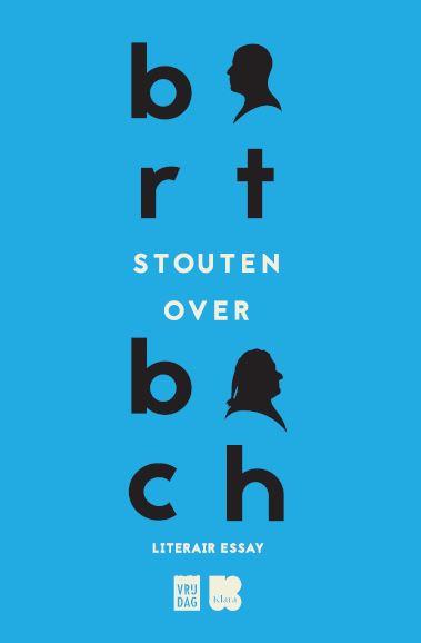 Cover Bart Stouten over Bach