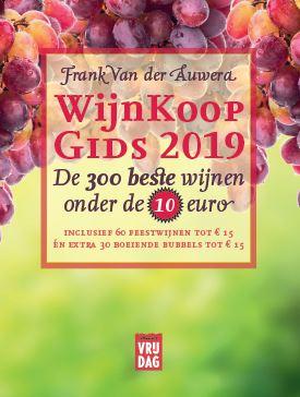 Cover Wijnkoopgids 2019