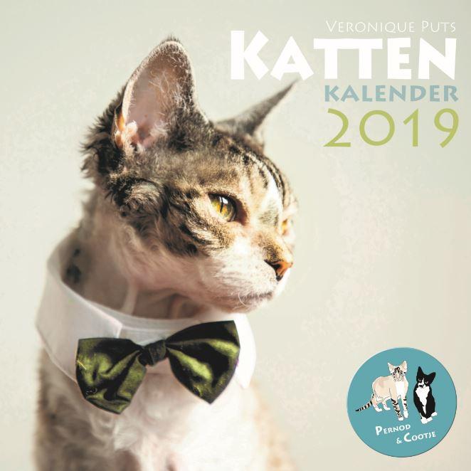 Cover Kattenkalender 2019