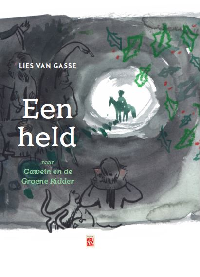 Cover Een held