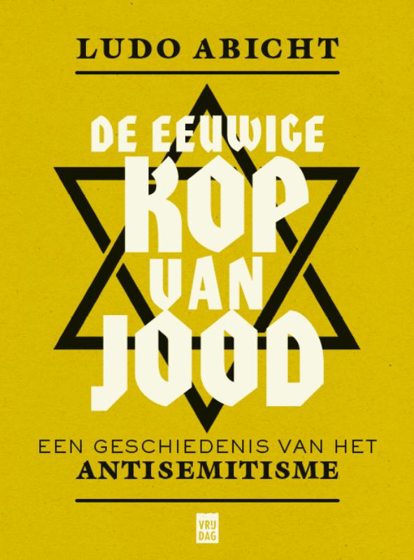 Cover De eeuwige kop van Jood