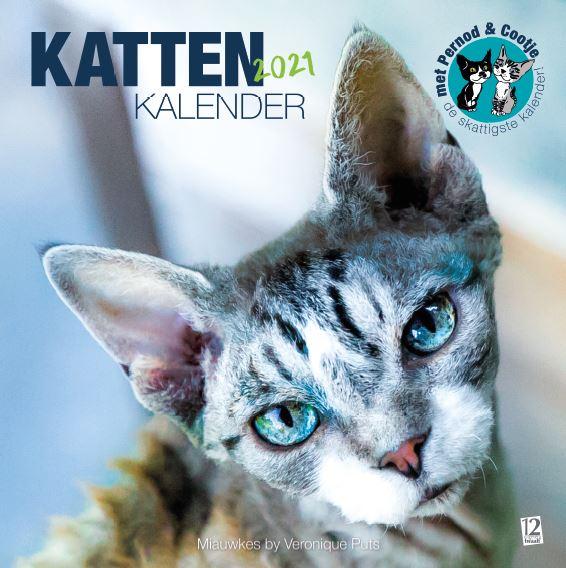 Cover Kattenkalender 2021