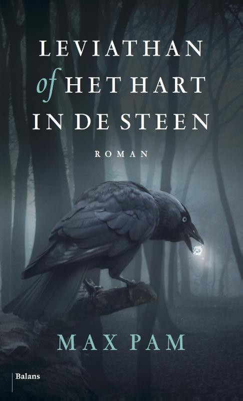 Cover Leviathan of Het hart in de steen