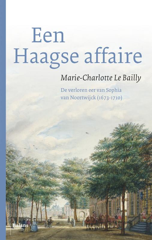 Cover Een Haagse affaire
