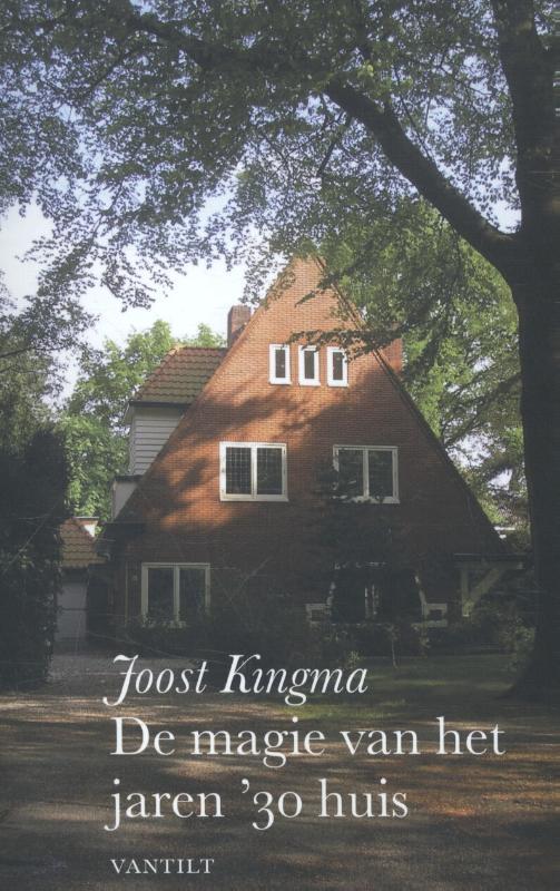 Cover De magie van het jaren '30 huis